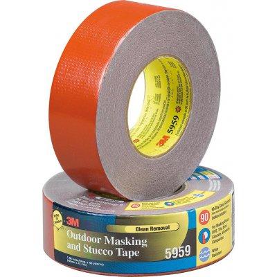 Textilní lepicí páska Prémium 5959 50mmx41,1m červená 3M