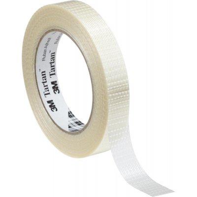 Lepicí páska 8954 TARTAN 50mmx50m průhledná 3M