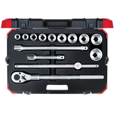 Sada nástrčných klíčů 3/4 klíčový otvor 22-50 mm 14 dílů Gedore RED