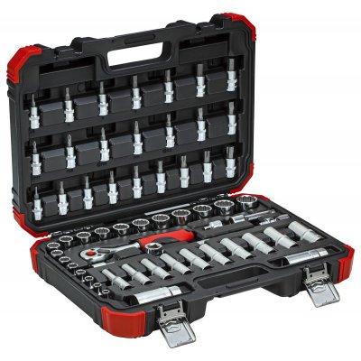 Sada nástrčných klíčů 3/8 klíčový otvor 6-24mm 59 dílů Gedore RED