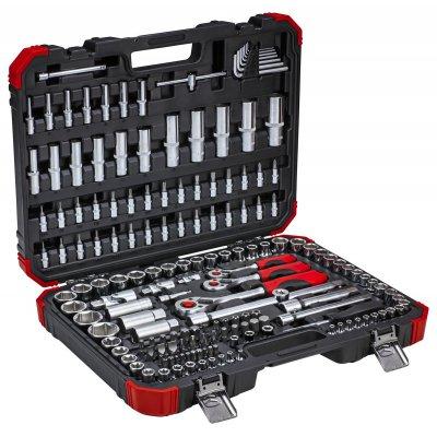 Sada nástrčných klíčů 1/4+3/8+1/2 172 ks Gedore RED