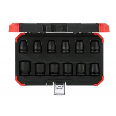 Sada nástrčných klíčů pro mechanický utahovák 1/2 12 dílů Gedore RED