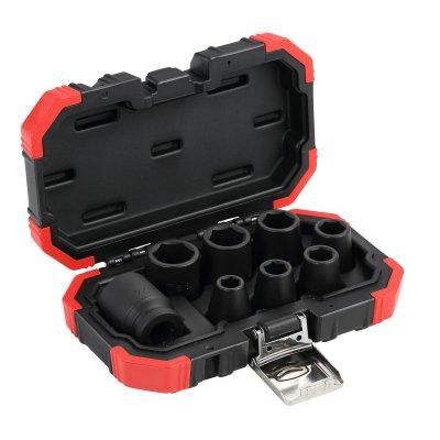 Sada nástrčných klíčů pro mechanický utahovák 1/2 8 dílů Gedore RED