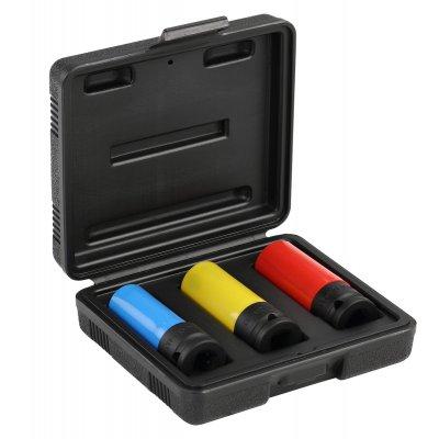 Sada nástrčných klíčů pro mechanický utahovák 1/2 3 díly Gedore RED