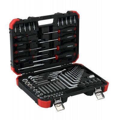 Sada šroubovacích nástrojů TX v kufříku, 75 dílů Gedore RED