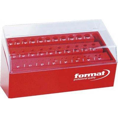 Box na vrtáky Drillbox, prázdný FORMAT