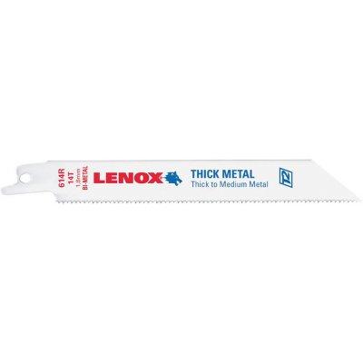 List pro šavlovité pily 20564614R 152x19x0,9mm 14zubů 5 ks./balení LENOX