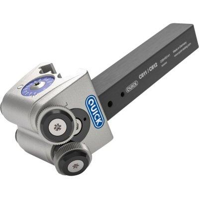 Rádlovací frézovací nástroje C612-12M 12x16mm für rádlovací kolečka 14,5x3x5mm QUICK