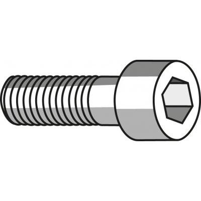 upínací šroub pro svěrací držák průřez 25