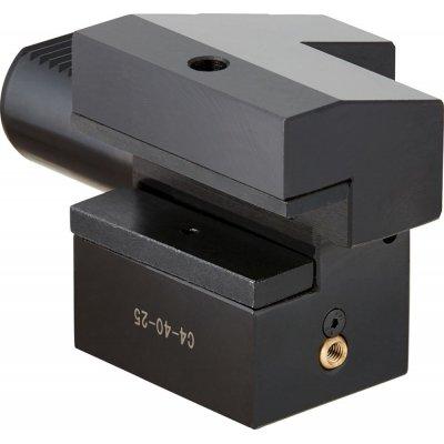 Držák na nástroje VDI axiální pravý C4 40x25mm obrácený FORTIS