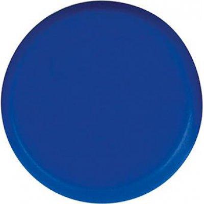 Organizační magnet, kulatý modrý 20mm Eclipse