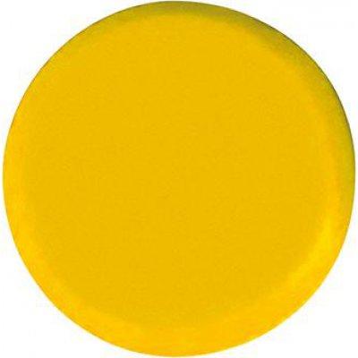 Organizační magnet, kulatý žlutý 20mm Eclipse