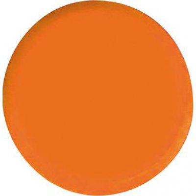 Organizační magnet, kulatý oranžový 30mm Eclipse