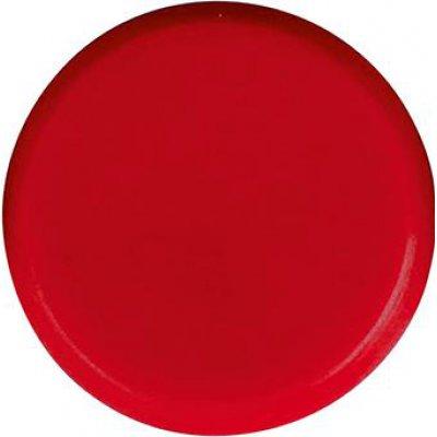 Organizační magnet, kulatý červený 30mm Eclipse