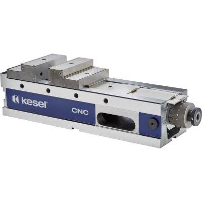 Hydraulický svěrák CNC 125 horizontální/boční KESEL