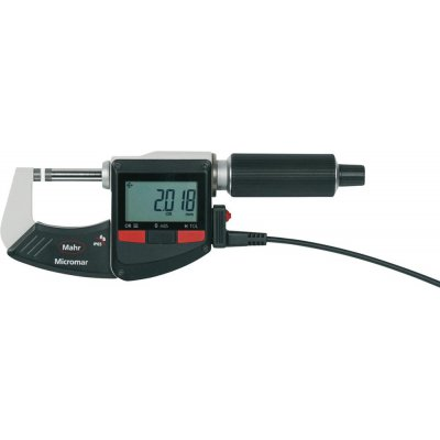 Bügelmessschraube IP65 4157001 digital 25-50mm MAHR