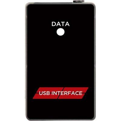 USB rozhraní EN/FR/RU/AR FORTIS