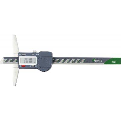 Posuvný hloubkoměr 150/0,01mm FORTIS