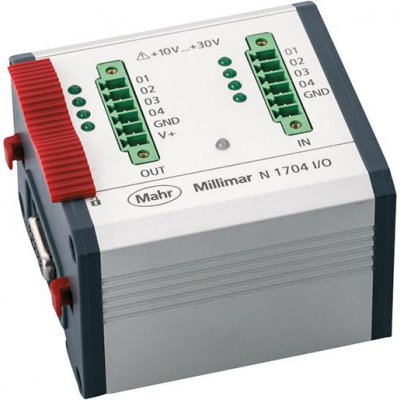 Vstupní / výstupní modul Millimar C1704I/O Mahr