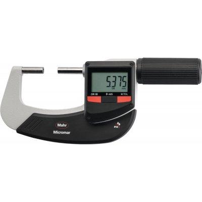 Mikrometr digitální, závitový 40 EWRi-V 50-75mm MAHR