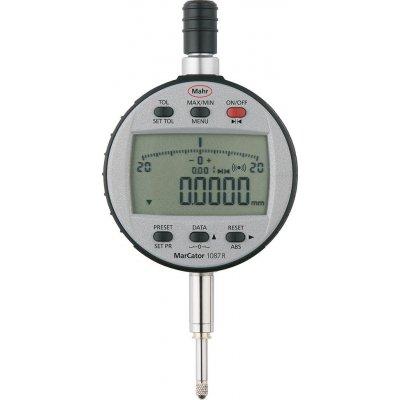 """Úchylkoměr elektrický 1087 R-HR 12,5 mm (0,5"""") 0,001 mm MAHR"""