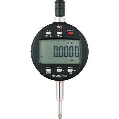 """Úchylkoměr elektrický 1086 R-HR 12,5 mm (0,5"""") 0,001 mm MAHR"""