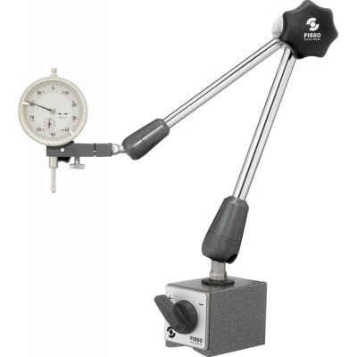 Magnetický stojan na měřicí přístroje Classic Line 310mm 800N FISSO