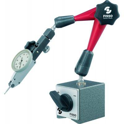 Magnetický stojan na měřicí přístroje Strato Line 220mm 300N FISSO