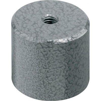 Magnetická patka kulatý tvar M6 30x25mm FISSO