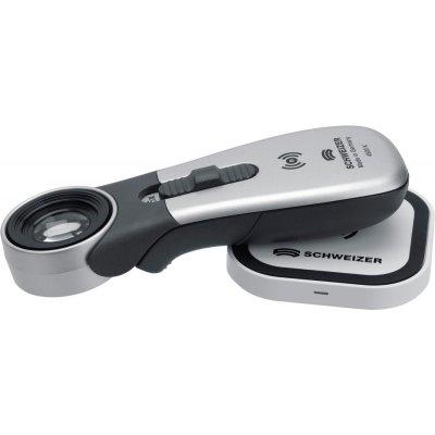 Svítilna s lupou Tech-Line 15xD 16,3mm SCHWEIZER