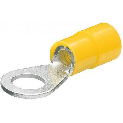 Kabelové oko, kroužek, žlutá 6 4-6qmm KNIPEX