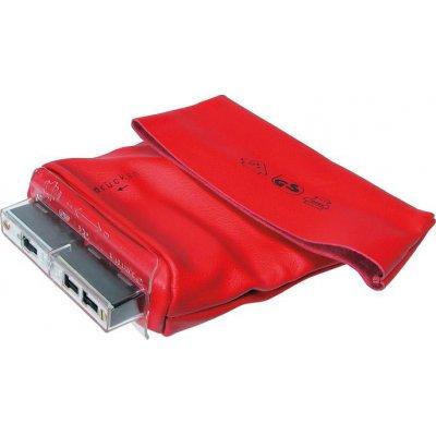 Nástrčné držadlo pro NH jističe s měřičem kontaktů DIN43620/1 rozměr 00 + 0-3 + /2 do 600V HESSE