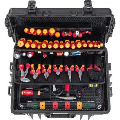 Sortiment nářadí pro elektrikáře XXL II 115 ks Wiha