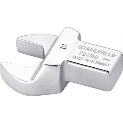 Nástrčný otevřený klíč 17mm 14x18mm STAHLWILLE