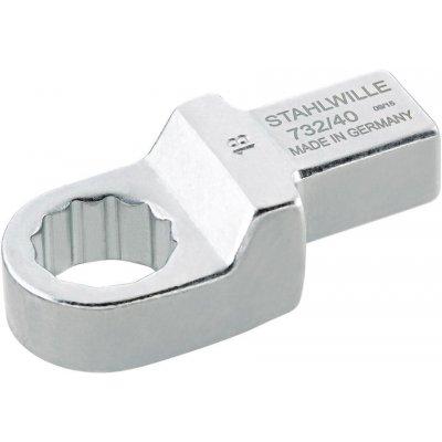 Nástrčný očkový klíč 17mm 14x18mm STAHLWILLE