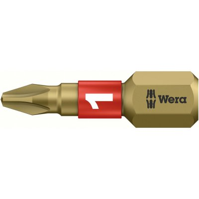 "Bit BiTorsion 1/4"" DIN3126C6,3 PH1x25mm Wera"