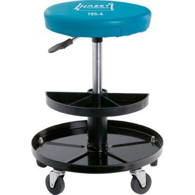 Pojízdná stolička 150kg 380-510mm HAZET