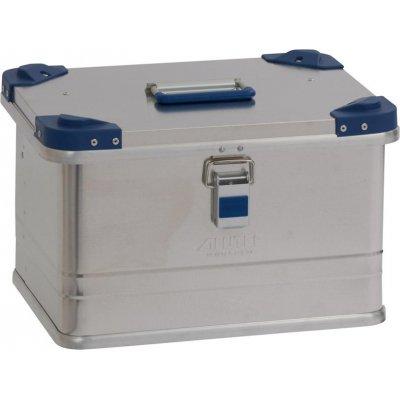 Box, hliník D29 400x300x245mm ALUTEC