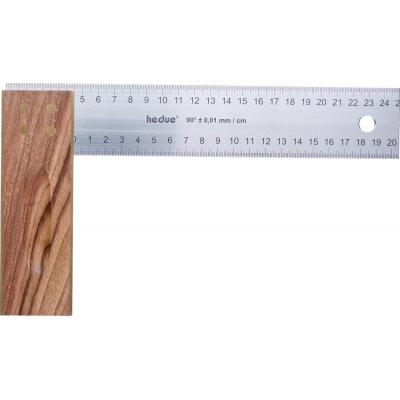 Truhlářský úhelník A025 250mm hedue