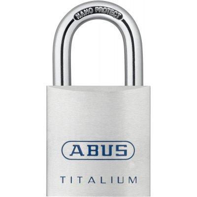 Visací zámek 80TI/40 2 klíče ABUS