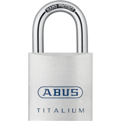Visací zámek 80TI/50 2 klíče ABUS