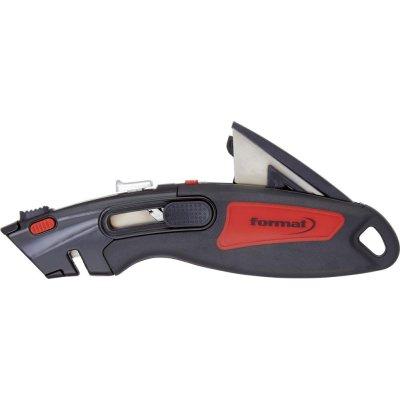 Bezpečnostní nůž Universal 170mm 4 čepele FORMAT