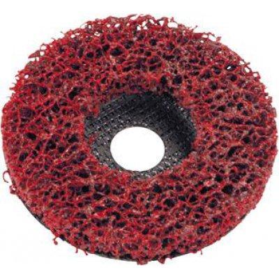 Kotouč na hrubé začišťování CER 125mm červený FORMAT