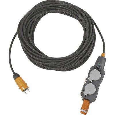 Prodlužovací kabel, 4 zásvuky IP54 H07RN-F3G1,5 25m brennenstuhl