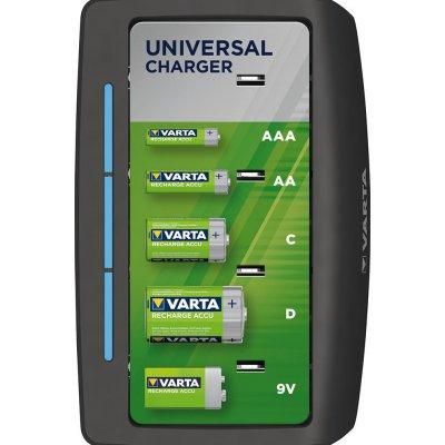 Nabíječka baterií Universal Charger VARTA