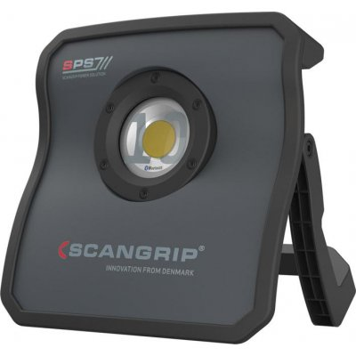 LED pracovní Lampa NOVA 10 max. 10000lm SCANGRIP