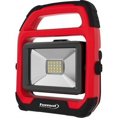 LED pracovní Lampa 10W 800lm FORMAT