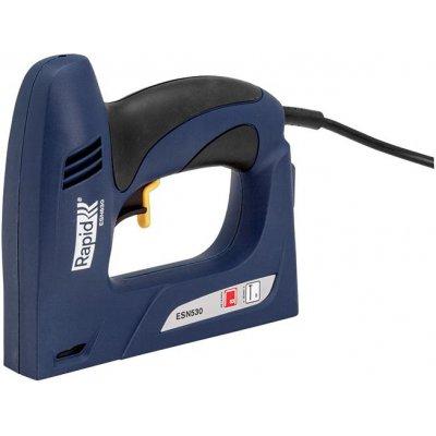Elektrická sponkovačka ESN530 BOX Rapid