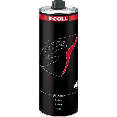 Aceton 1l plechovka E-COLL EE