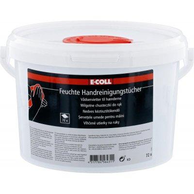 Dávkovací kbelík se 72 utěrkami E-COLL EE